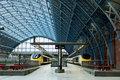 St Pancras Royalty Free Stock Image