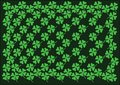 St.patrick background_1 Royalty Free Stock Image