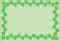 St.patrick background_1 Stock Photo