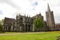 St Patrick Cathedral  - Dublin, Ireland Royalty Free Stock Photo