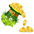 St patrick day Photos libres de droits