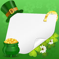 St patrick day Photo stock