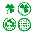St. Patrick day symbol Stock Photography
