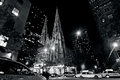 St. Patrick's Cathedral in Manhattan New York City Royalty Free Stock Photo