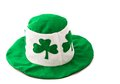 St patrick s day accessory saint clothing accessories over a white background or isolated Stock Image