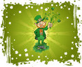 St. Patrick's Day Background Royalty Free Stock Photography