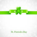 St. Patrick`s day Card Royalty Free Stock Photos