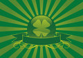 St. Patrick's Day Design 01 Stock Photo