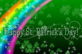 St Patrick's Day Design Royalty Free Stock Image