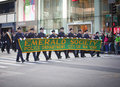 St. Patrick's Day Parade Royalty Free Stock Photography