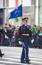 St. Patrick's Day Parade Stock Photos