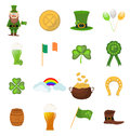 St. Patrick s Day vector design elements set