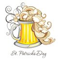 St.Patricks Day Stock Photography