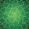 St patricks day background illustration of Stock Photography
