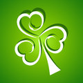 St patricks day background illustration of Royalty Free Stock Photography