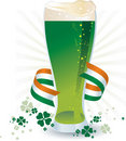 St Patricks Day Beer Royalty Free Stock Image