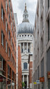 St Paul domkyrka London Royaltyfri Bild