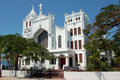 St Pauls Church, Key West Royalty Free Stock Image