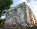 St pauls church ruins of in malacca malaysia a unesco heritage site Royalty Free Stock Image
