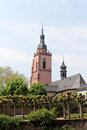 St peter's and paul's parish church in eltville hesse germany Stock Images
