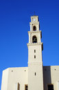 St. Peter's Church in Jaffa Royalty Free Stock Images