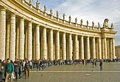St Peter Square Stock Photography