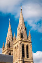 St. Peter's Cathedral in Adelaide Royalty Free Stock Photo