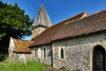 St peters church rodmell in east sussex a historic th century the village of west Royalty Free Stock Image