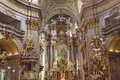 St Peters Church, Vienna Stock Images