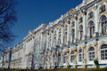 St. Petersburg Catherine Palace is the Baroque style Royalty Free Stock Photo