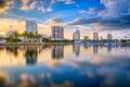 St. Petersburg, Florida, USA Royalty Free Stock Photo