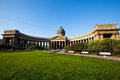 St.Petersburg, Kazan Cathedral. Royalty Free Stock Photo