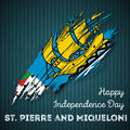 St. Pierre and Miquelon Independence Day.