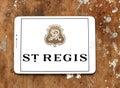 St. Regis hotels logo Royalty Free Stock Photo