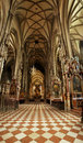 St stephan cathedral in vienna austria Royalty Free Stock Photos