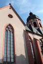St stephans church in mainz famous of stephan rhineland palatinate germany Royalty Free Stock Photography