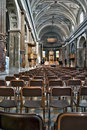 St. Stephen church interior Royalty Free Stock Photography