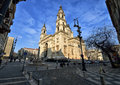 St stephen s basilica budapest is a roman catholic in hungary it is named in honour of the first king of hungary Stock Photo