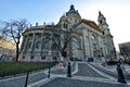 St stephen s basilica budapest is a roman catholic in hungary it is named in honour of the first king of hungary Stock Photography