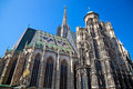 St Stephens cathedral Royalty Free Stock Photography