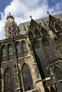 St. Stephens cathedral in Vienna Stock Images