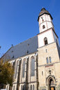 St. Thomas Church - Leipzig, Germany Royalty Free Stock Image