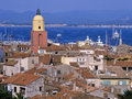 St-tropez Stock Photography