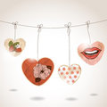 St Valentine's day Royalty Free Stock Images