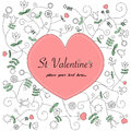 St Valentine's Day Stock Photography