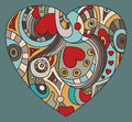 St. Valentine`s Day - Heart symbol