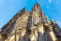 St. Vitus Cathedral , Prague, Czech Republic Royalty Free Stock Photos