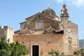 Sta Maria de la Valldigna, old convent in Simat de Valldigna,Valencia,Spain