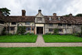 Stables and coach house the at ightham mote england uk Stock Photos