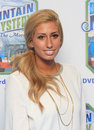 Stacey solomon arriving for thomas friends blue mountain mystery premiere held at the vue cinema london picture by henry harris Stock Photos